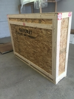Crating packing and shipping