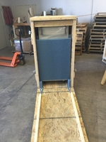 Crating Foam Brace