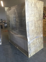 Plywood Sides for Shipping