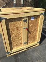 Trade Show Crate Shipping
