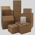 Boxes and Packing Material