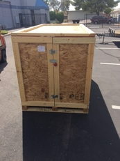 Expo Crate Shipping