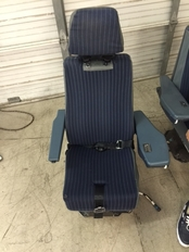 Pack Crate Air Seats