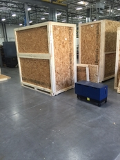 Large Machinery Crates