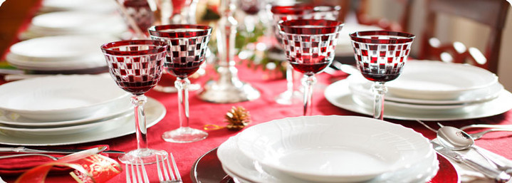 Glassware and Fine China